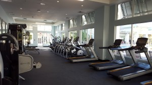 SpringHill/TownPlace Gym