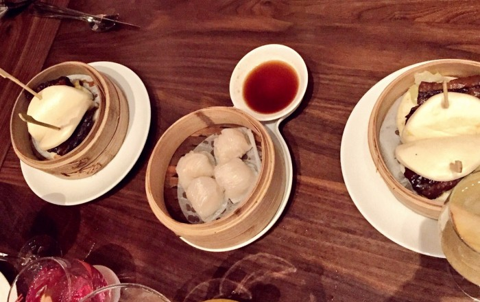 Dim sum is yum yum