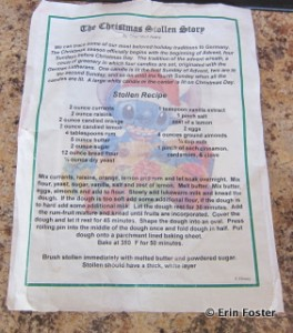 Many Disney restaurants will give you copies of their recipes.