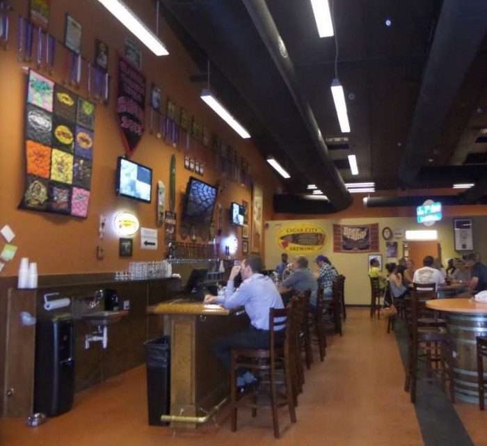 Cigar City Brewery Tasting Room