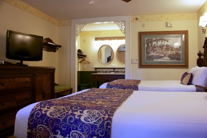 French Quarter rooms - photo by Brian McNichols