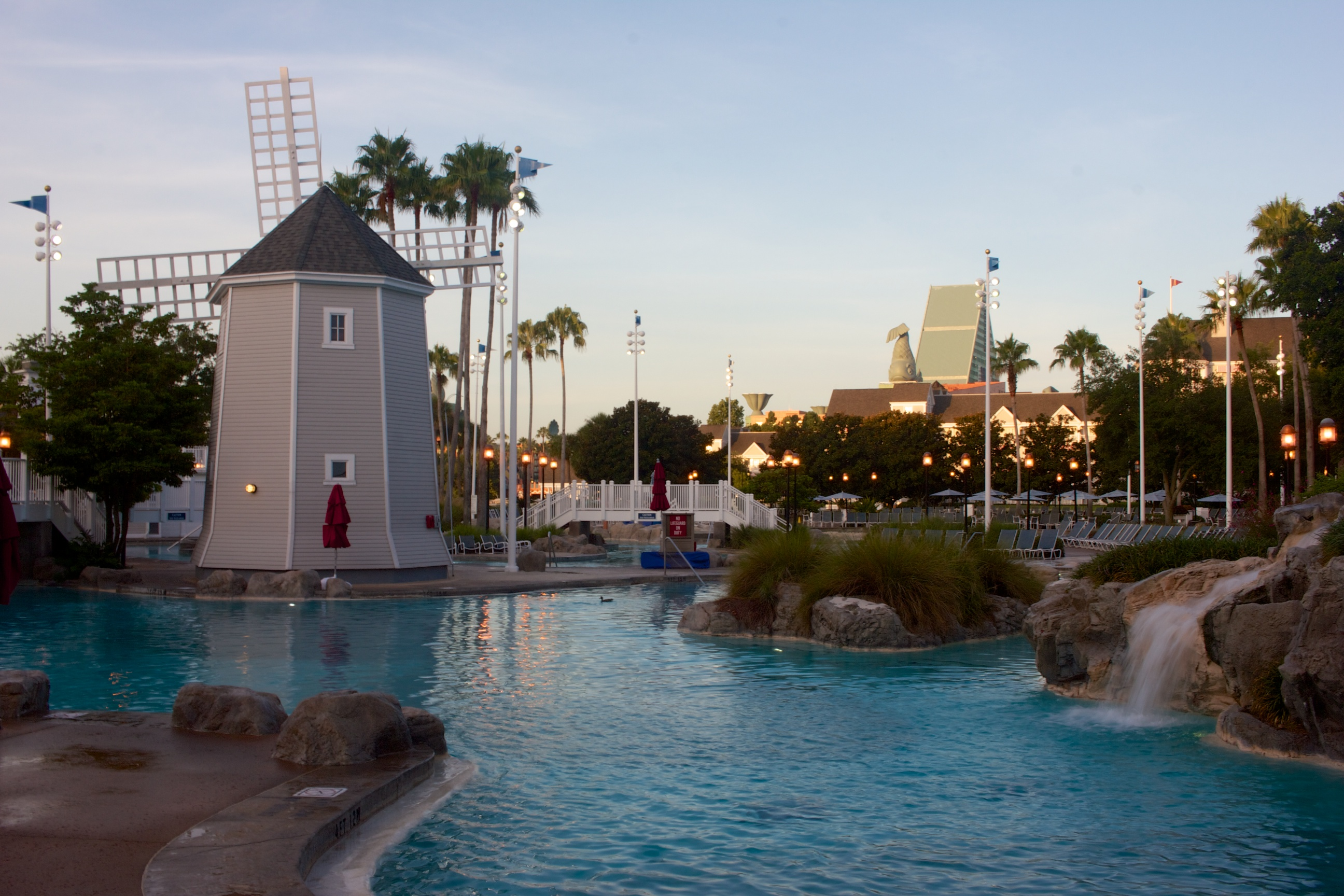 Frequently Asked Questions About Disney World Pools