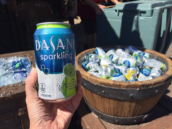 $2.98 for 12 oz of sparkling water