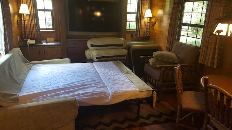 Awesome A Look At The Refurbished Fort Wilderness Cabins Short Links Chair Design For Home Short Linksinfo