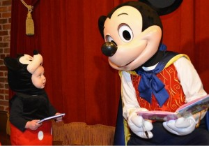 Meet Mickey at Town Square Theater
