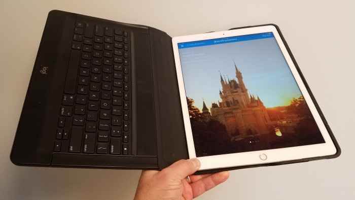 iPads in the Parks: the opposite of convenient