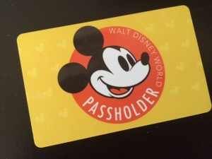 Walt Disney World Annual Passholders