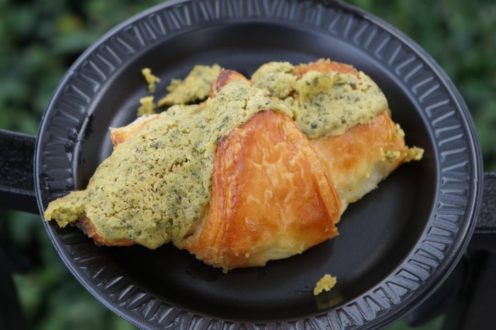 France's Escargot Croissant (Photo by Julia Mascardo)
