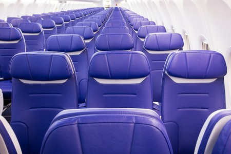 Choose any seat! © Southwest Airlines Co.