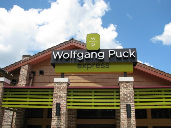 Wolfgang Puck Express in Disney Springs