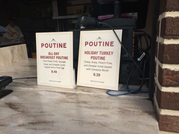 Poutine: Breakfast of Canadian champions?