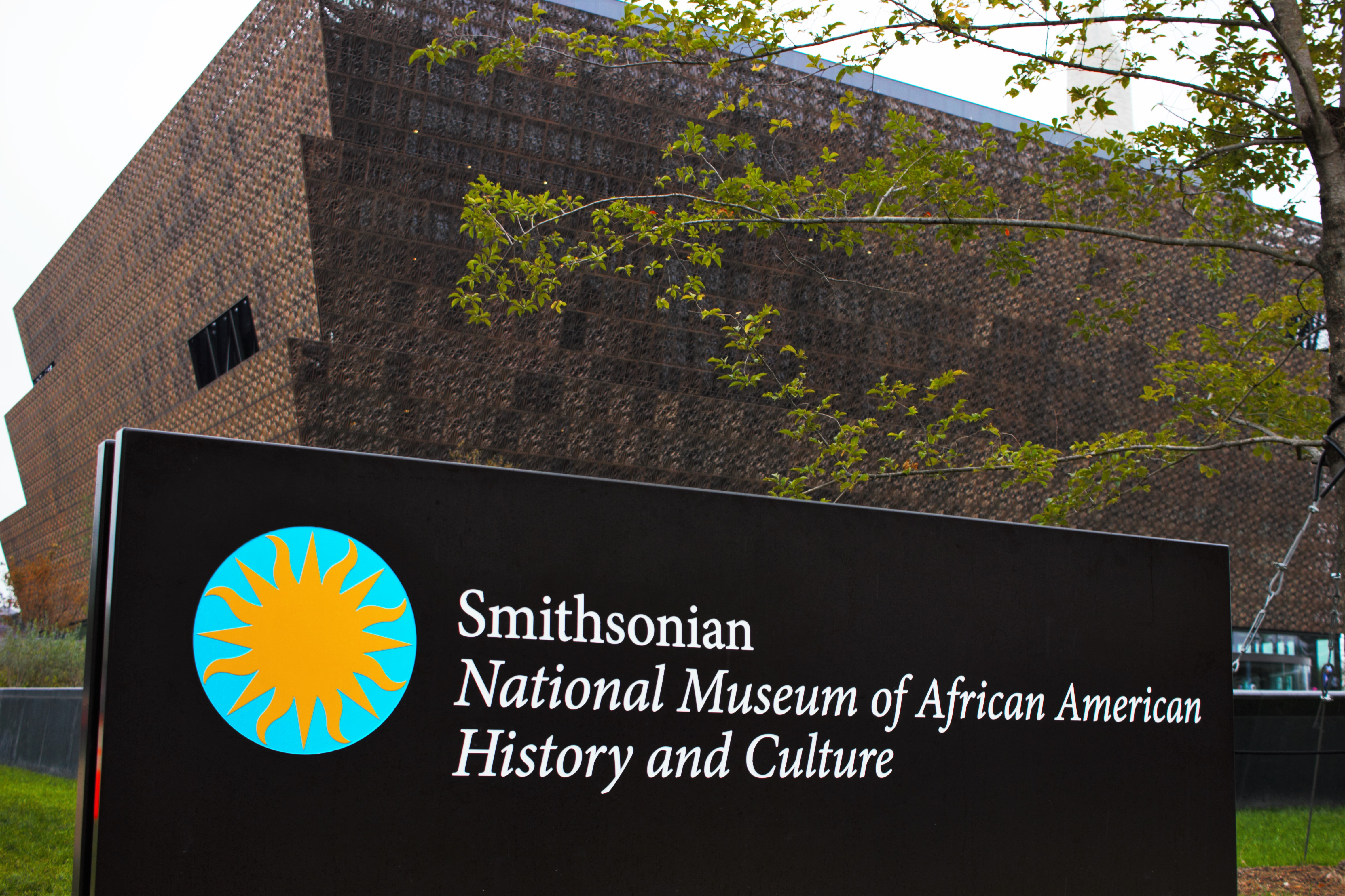 Washington Dc National Museum Of African American History And