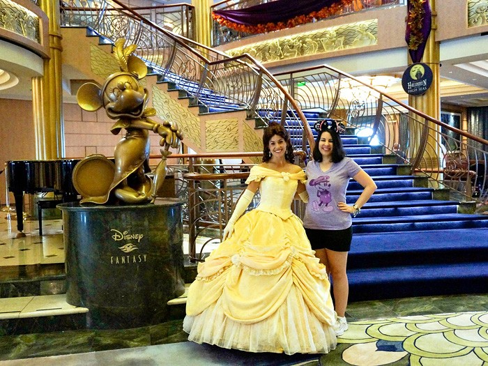Disney Cruise Line - Princess Belle