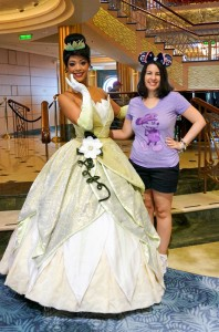 Disney Cruise Line - Princess Tiana