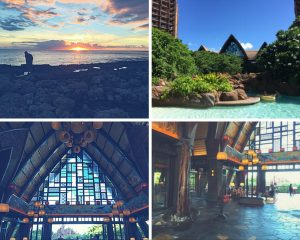 Aulani is the best of Disney dropped in one of the most beautiful places on Earth. Photos - Laurel Stewart