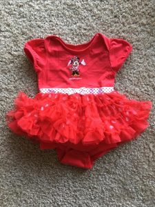 save money at Disney - baby clothes are a parent's kryptonite