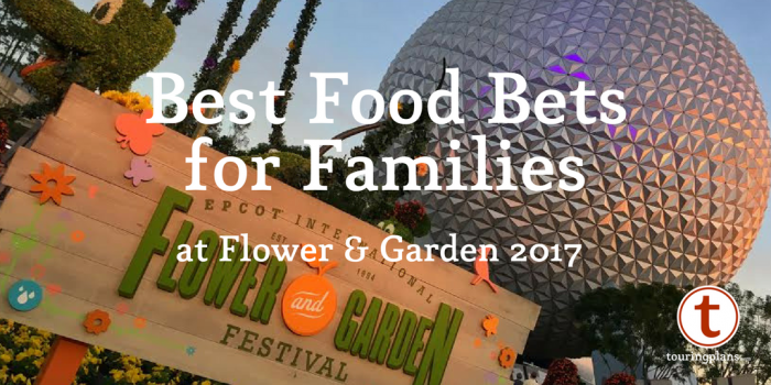 flower and garden festival favorites