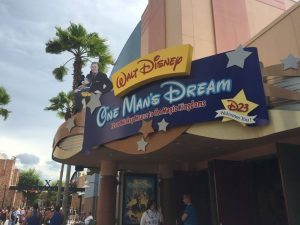 Guardians of the Galaxy meet and greet at One Man's Dream