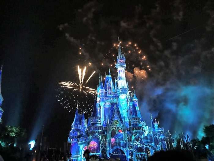 Happily Ever After - Frozen scene?