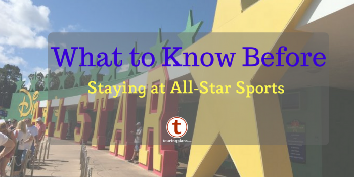 5473484945ba Five Things I Wish I Knew Before Checking into Disney s All-Star ...