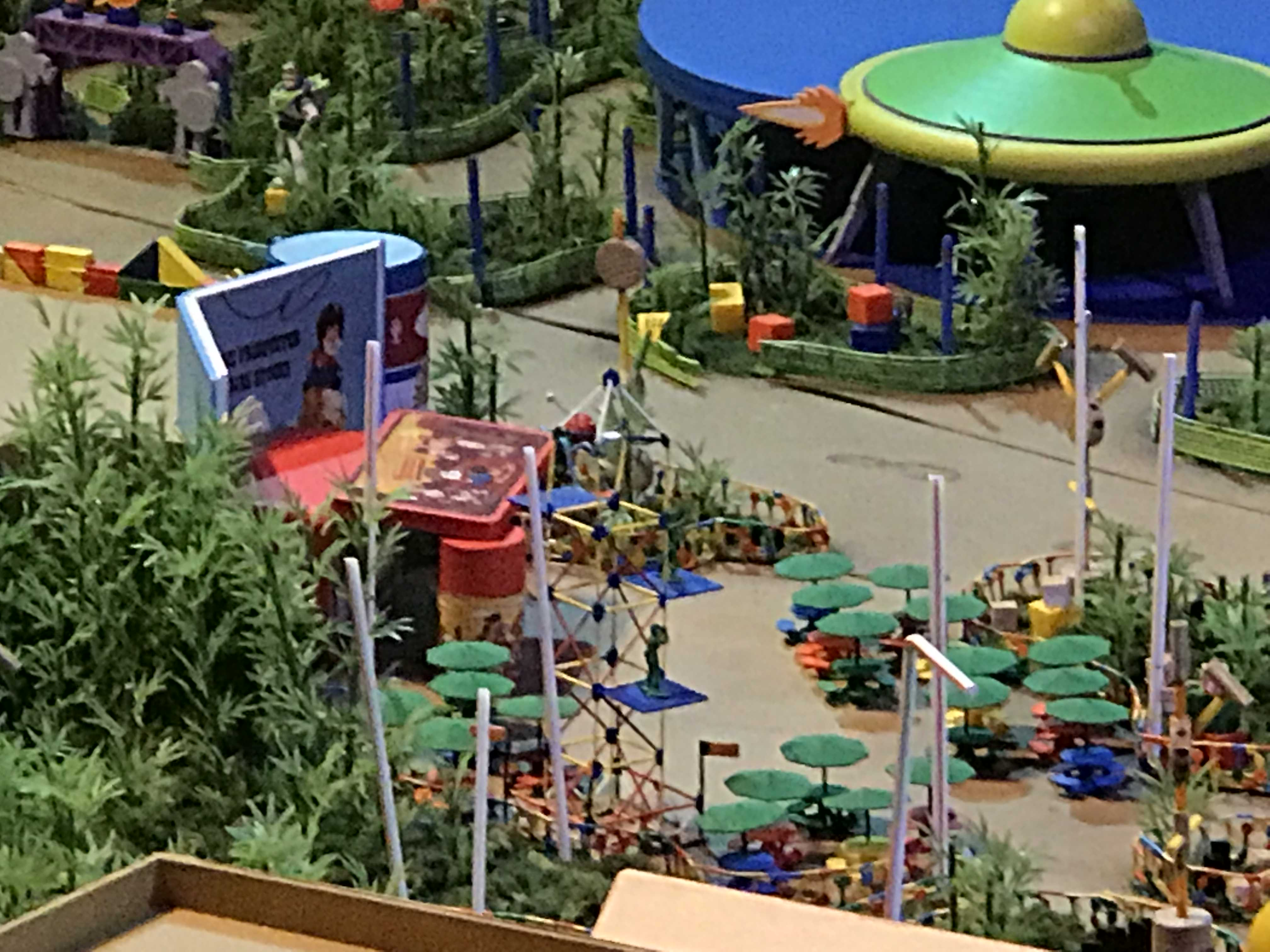 6228c36208a From the Toy Story Land Model in Disney s Hollywood Studios ©Rikki Niblett