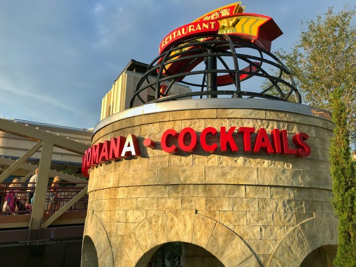 The entrance to Enzo's Hideaway Tunnel Bar