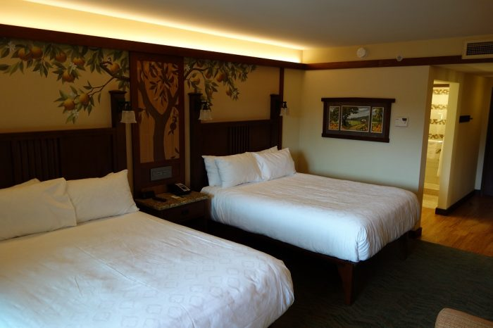 Review Of Refurbished Rooms At Disney S Grand Californian Hotel Touringplans Com Blog