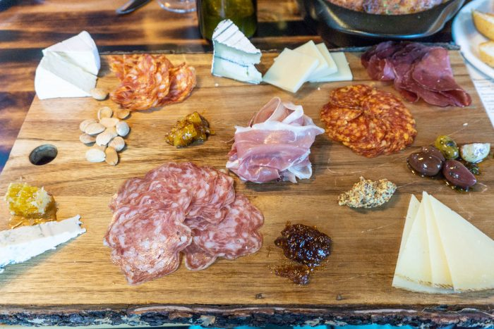 The Big Board - charcuterie and cheese