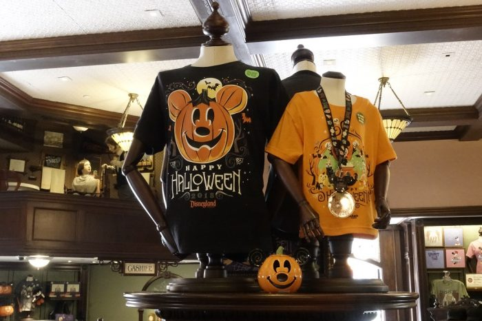 Disneyland Halloween 2019 Merchandise.Pictures Halloween Time 2018 Starts At Disneyland Resort