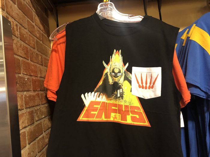 0dad02187639bb Apparently someone in Disney marketing thought this character was going to  be as popular as Boba Fett. This tank top – with a stylizing pocket – was  ...
