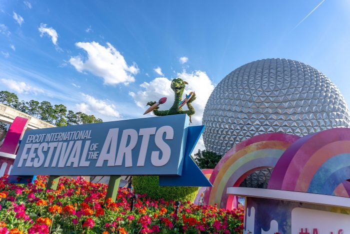 2019 Epcot International Festival of the Arts (Photo by Scott Sanders)